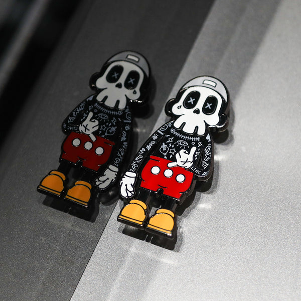 """Casinodead"" Pin."