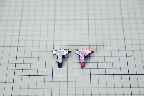 """UZI"" pin set"