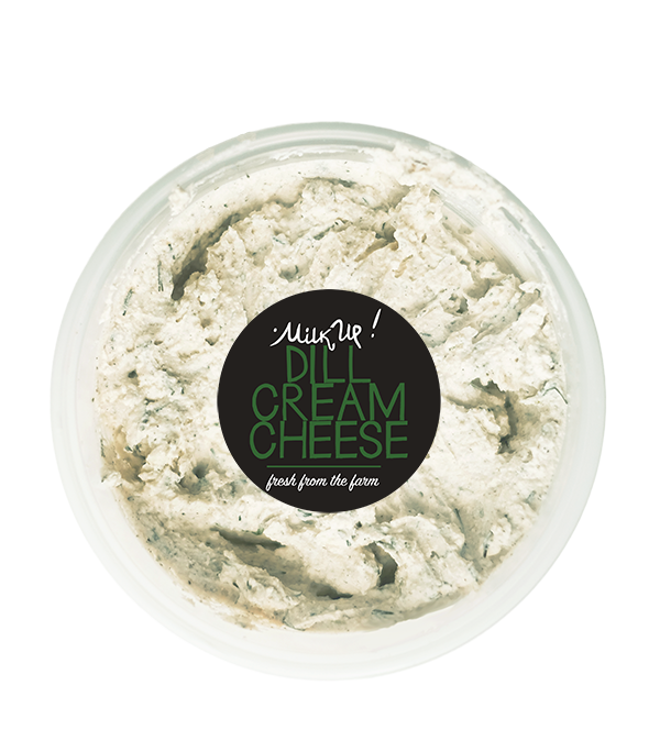 Dill Cream Cheese, 250g, plastic