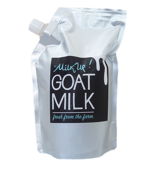 Raw Goat Milk, 950ml, plastic