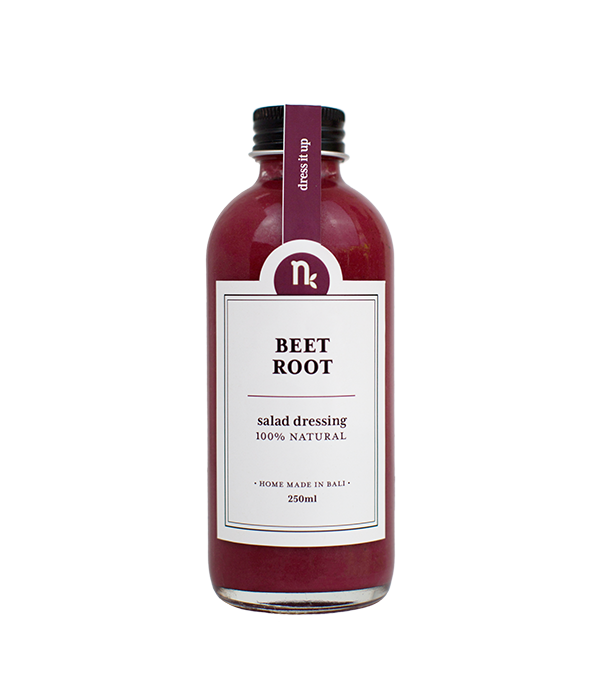 Beetroot salad dressing, 250ml, glass