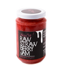 Raw Strawberry Jam, 330ml, glass