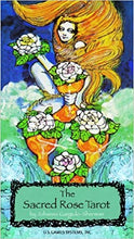 Load image into Gallery viewer, The Sacred Rose Tarot