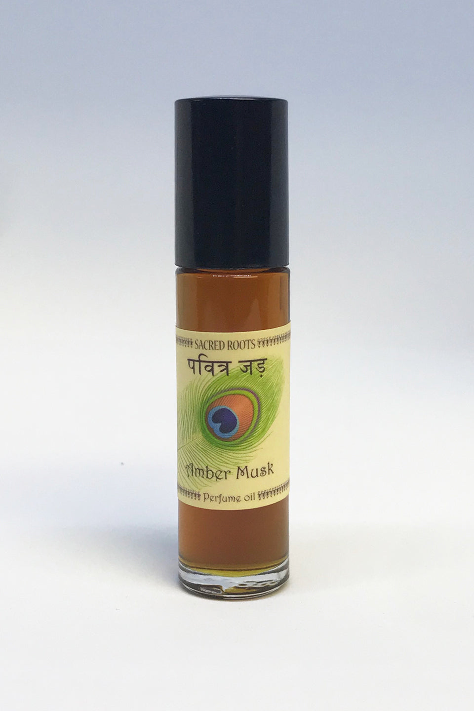 Amber Musk - Sacred Roots Perfume Oil