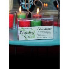 Blessing Candle Kit - Abundance