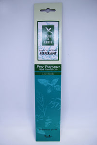 Herb & Earth Bamboo Incense