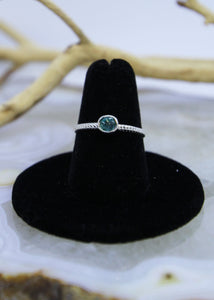 Apatite Raw Ring Irregular* (All Sizes)