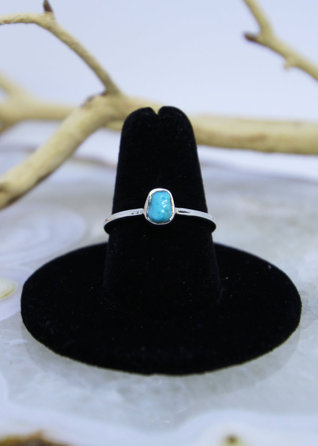 Turquoise Ring Irregular* (All Sizes)