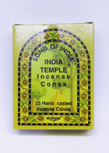 Load image into Gallery viewer, India Temple Incense