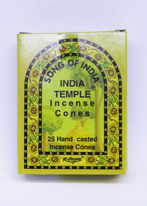 India Temple Incense