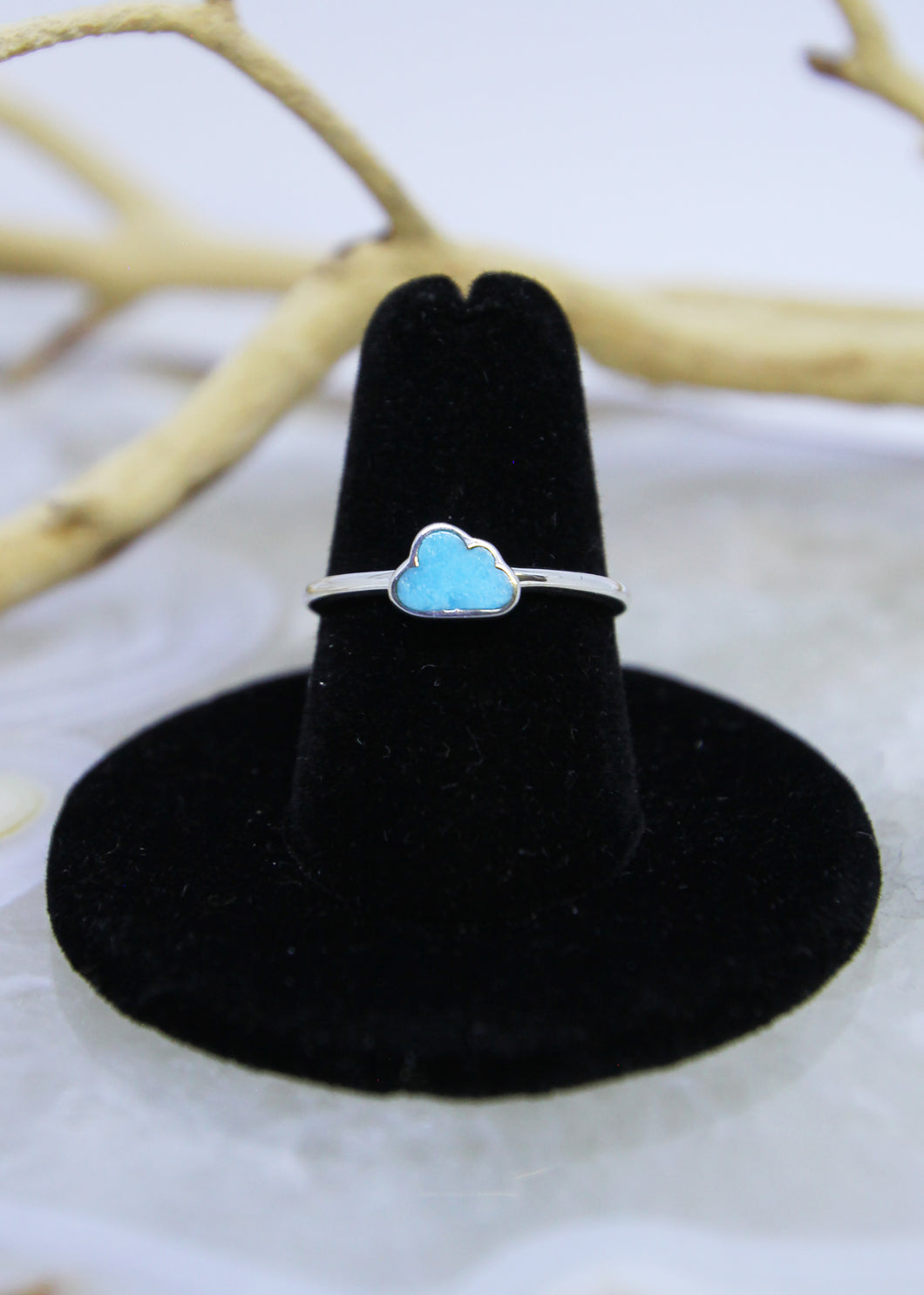 Arizona Turquoise Cloud Ring (All Sizes)