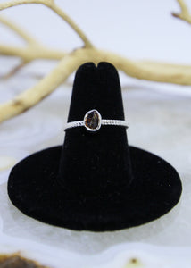 Natural Citrine Raw Ring Irregular* (All Sizes)