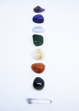 Load image into Gallery viewer, *Special* Chakra Kit - Polished Stones (grade A)