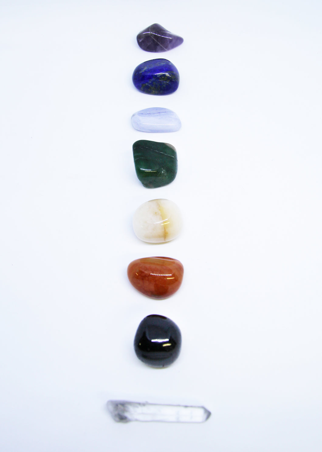 *Special* Chakra Kit - Polished Stones (grade A)
