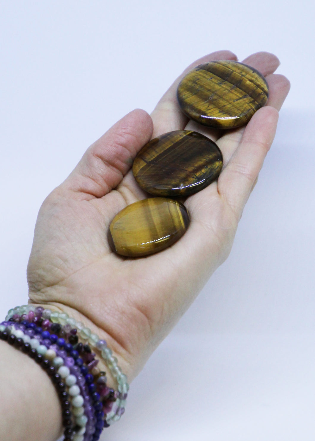 Tiger's Eye Crystal Cabinet