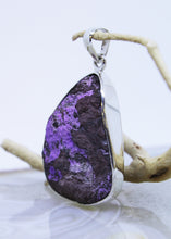 Load image into Gallery viewer, Sugilite Raw Pendant