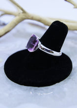 Load image into Gallery viewer, Kunzite Faceted Ring (Size 8.5)