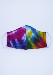 Face Masks - Plain & Tie Dye Fabric
