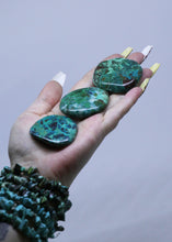 Load image into Gallery viewer, Chrysocolla Crystal Cabinet