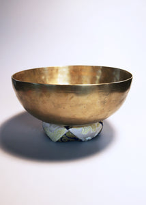 Hand Hammered Tibetan Singing Bowl