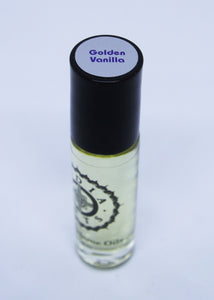 Golden Vanilla - Perfume Oil