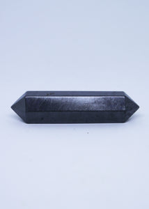 Double Terminated Hematite Point