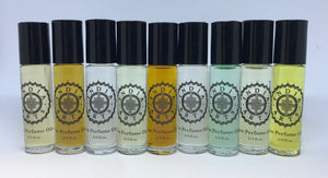 Spiritual Bliss - Perfume Oil