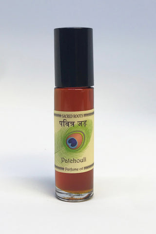 Patchouli - Sacred Roots Perfume Oil