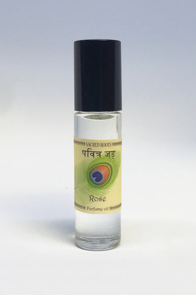 Rose - Sacred Roots Perfume Oil