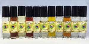 Amber Supreme - Sacred Roots Perfume Oil