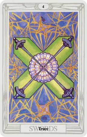 Crowley Thoth Large Tarot Deck
