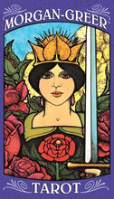 Load image into Gallery viewer, Morgan-Greer Tarot Deck