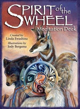 Load image into Gallery viewer, Spirit of the Wheel Meditation Deck