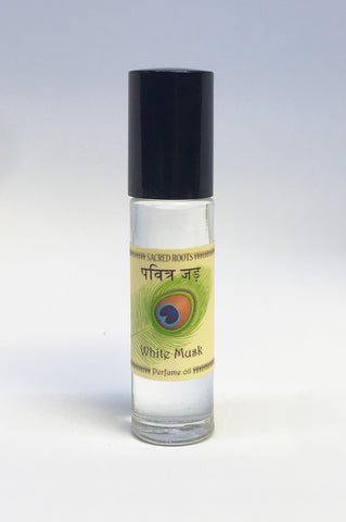 White Musk - Sacred Roots Perfume Oil
