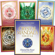 Load image into Gallery viewer, Crystal Mandala Oracle