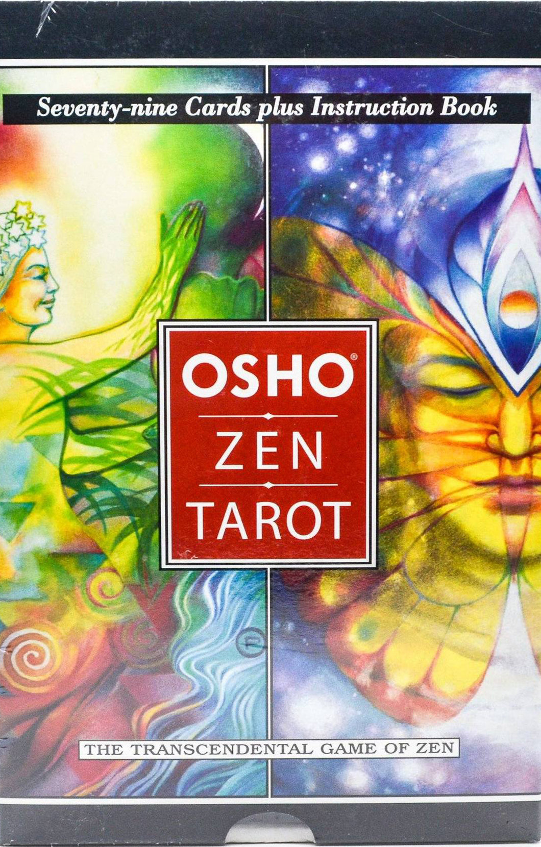 Osho Zen Tarot Deck / Book Set