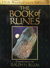 Load image into Gallery viewer, The Book of Runes (with Rune Stones!)