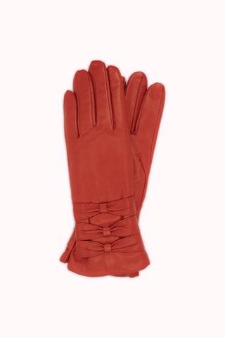 Gloves model 'ALESSIA' - CASHMERE LINED   (by Sermoneta)