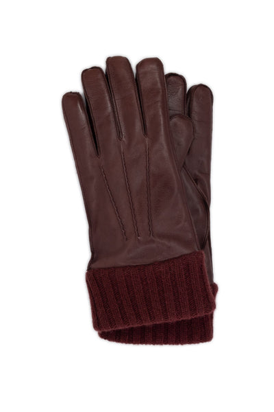 Gloves model 'ANDREA' - CASHMERE LINED   (by Sermoneta)