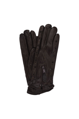 Gloves model 'CINZIA' - CASHMERE LINED   (by Sermoneta)