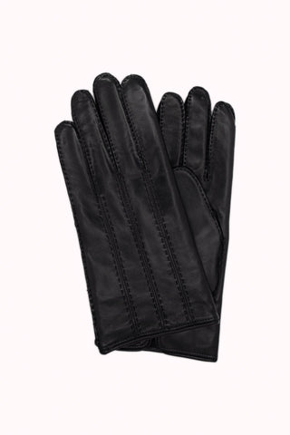 Gloves model 'GOFFREDO' - CASHMERE LINED   (by Sermoneta)