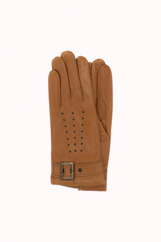 Gloves model 'MICAELA' - CASHMERE LINED   (by Sermoneta)