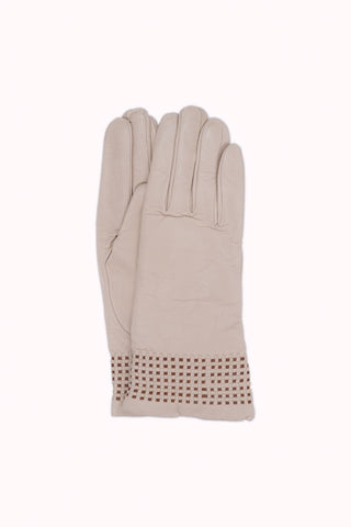 Gloves model 'MONICA' - CASHMERE LINED   (by Sermoneta)