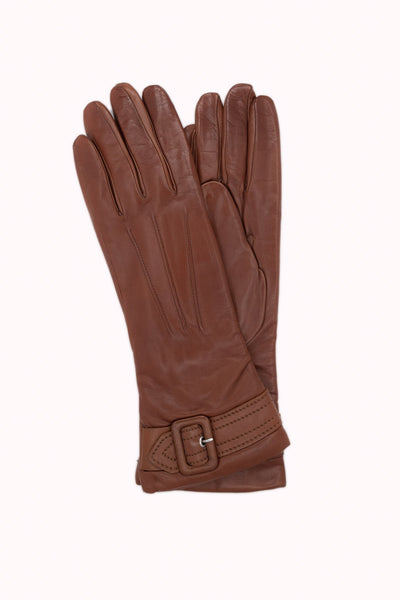 Gloves model 'OLIVIA' - CASHMERE LINED 4P  (by Sermoneta)