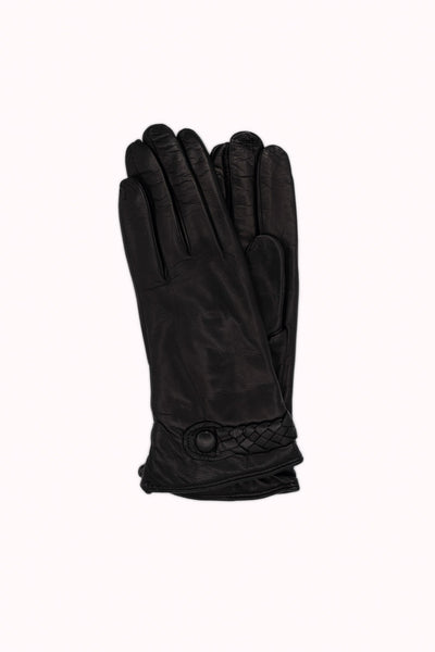 Gloves model 'ROMINA' - CASHMERE LINED   (by Sermoneta)