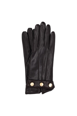 Gloves model 'STEFANIA' - CASHMERE LINED   (by Sermoneta)