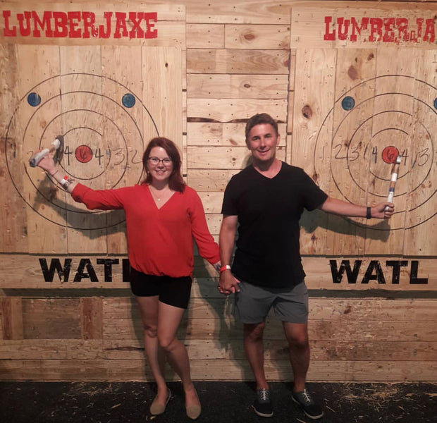 I've Never Been Axe Throwing: What Would You Compare It to?