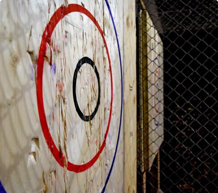 All You Need to Know About Axe Throwing