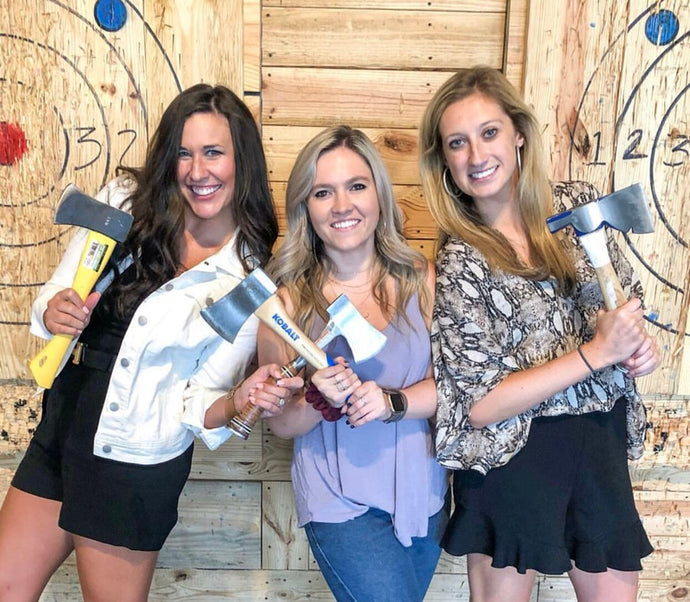 Lumberjaxe Can Bring the Axe Throwing Fun to You