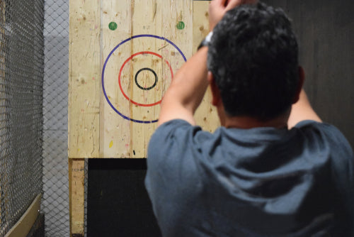 What is Competitive Axe Throwing All About? And Why Should You Join?